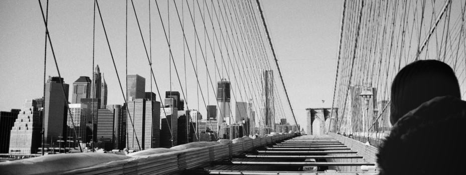 From The Brooklyn Bridge