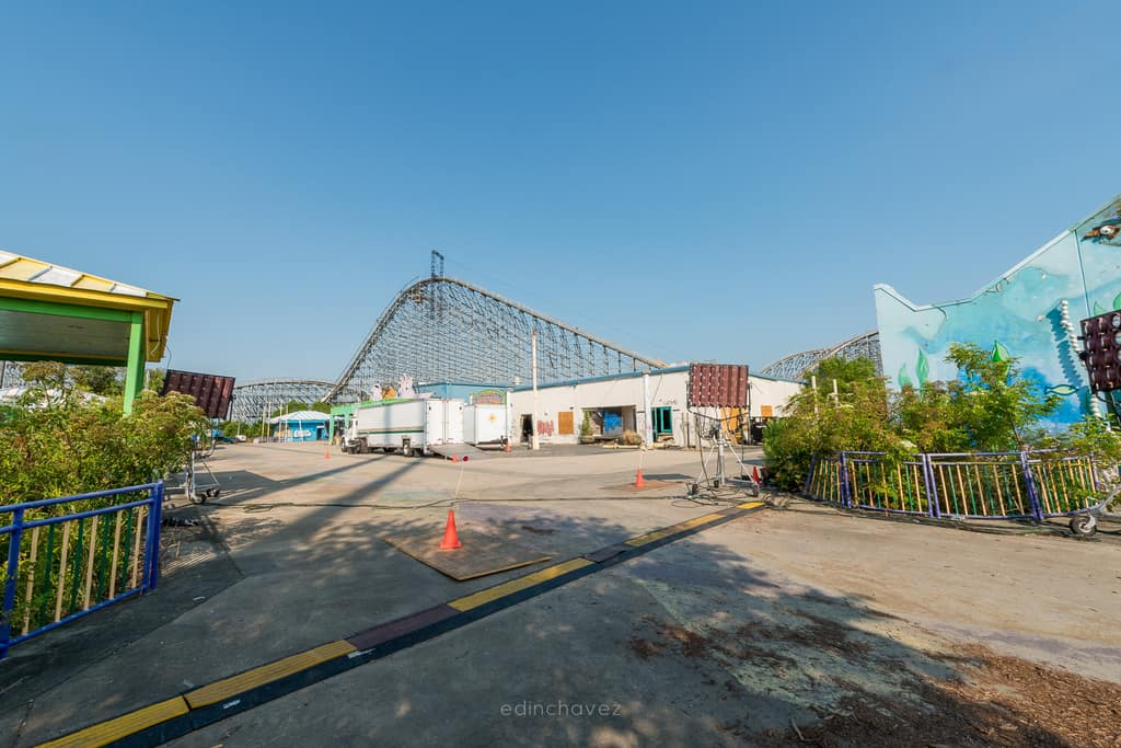 Abandoned Six Flags New Orleans-105
