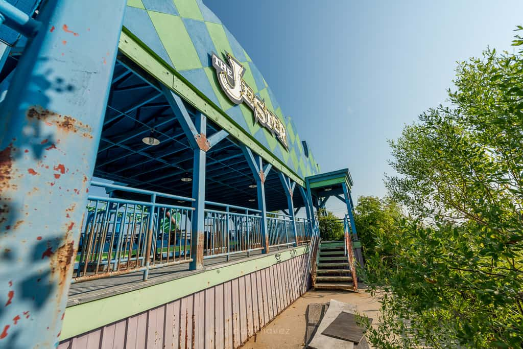 Abandoned Six Flags New Orleans-111