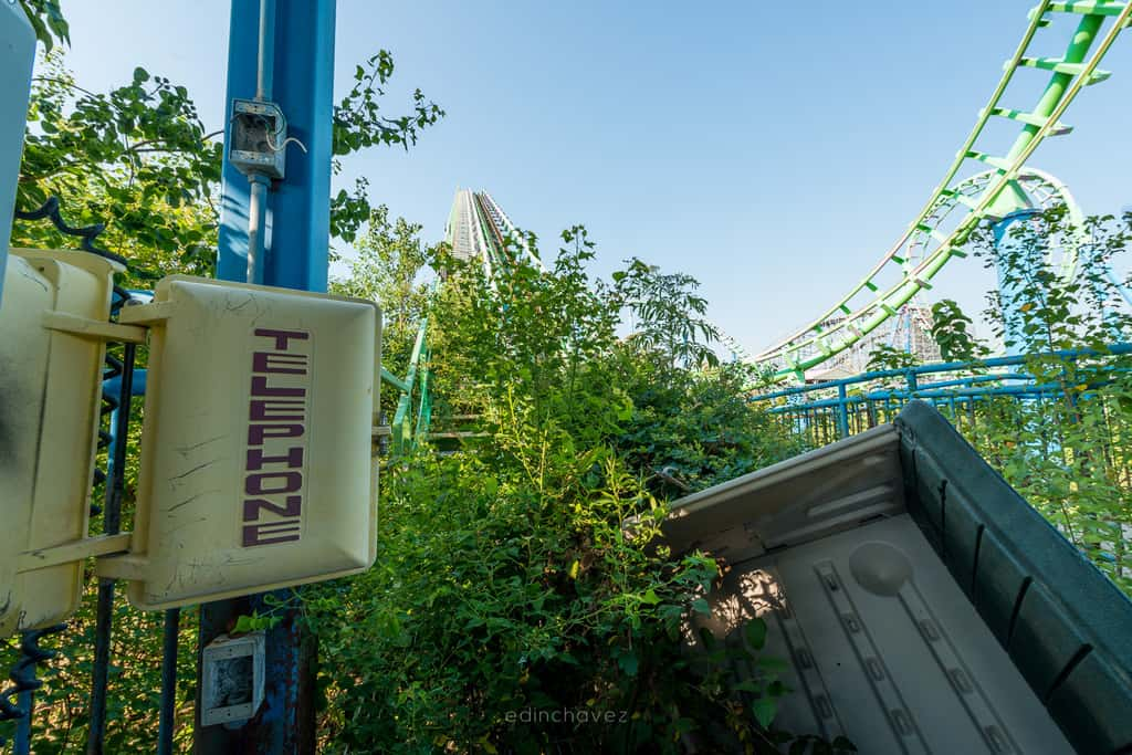 Abandoned Six Flags New Orleans-112
