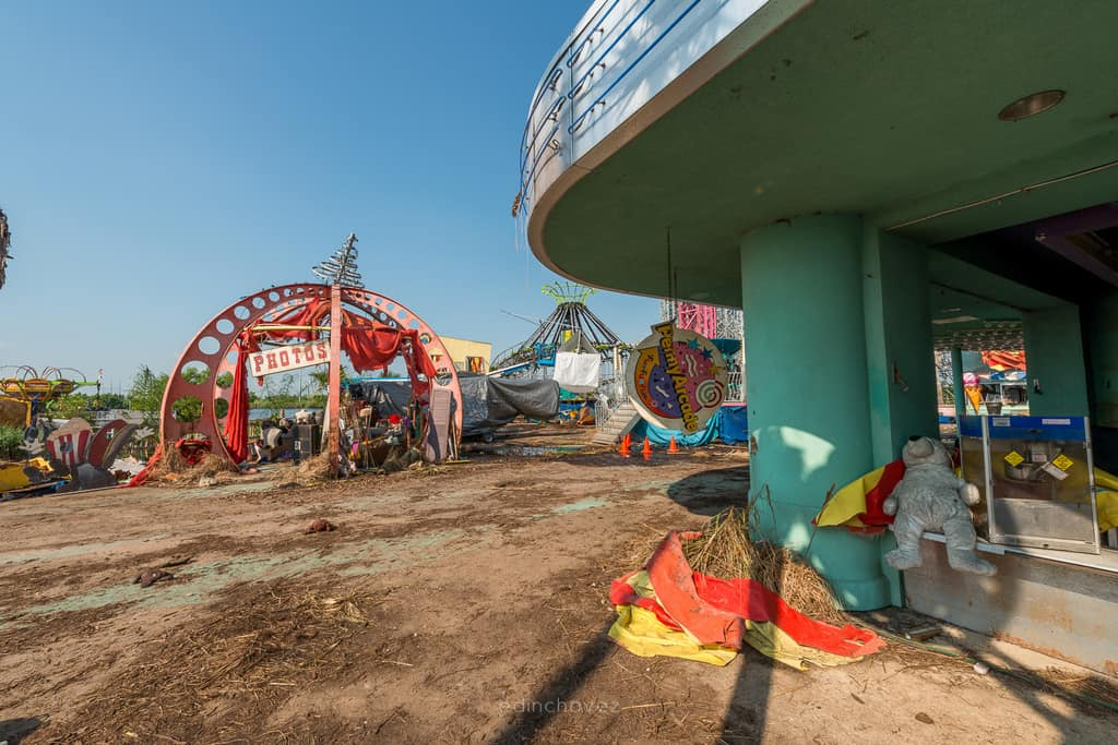 Abandoned Six Flags New Orleans-89
