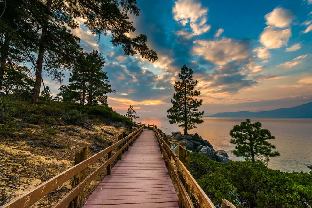 Best Photo Locations Lake Tahoe sand pointe
