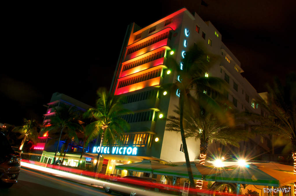 Daily Photo-Hotel Victor