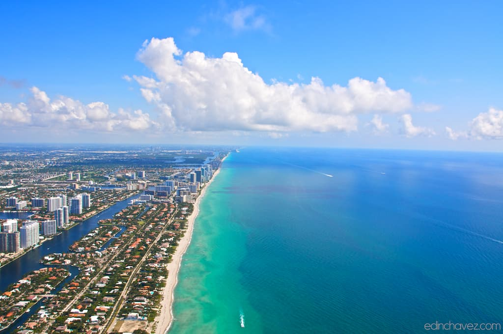 Miami From The Sky