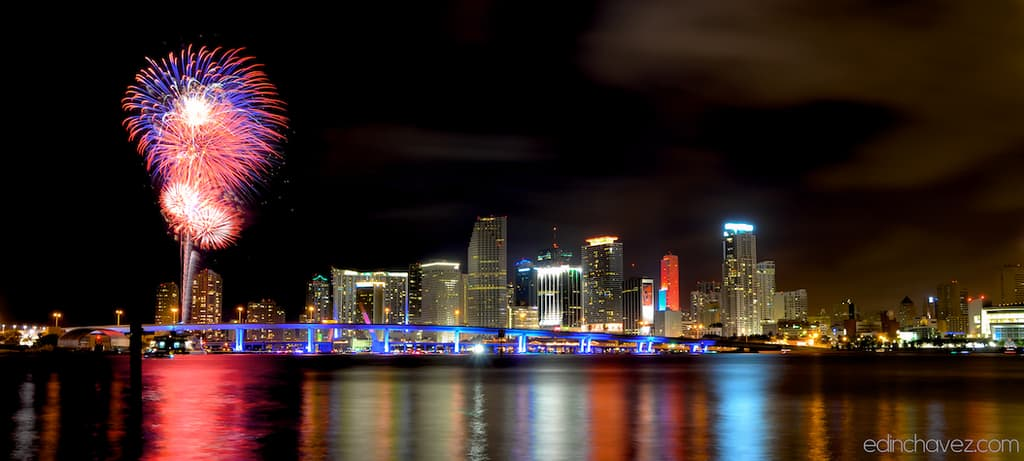 Daily Photo-Miami on the 4th