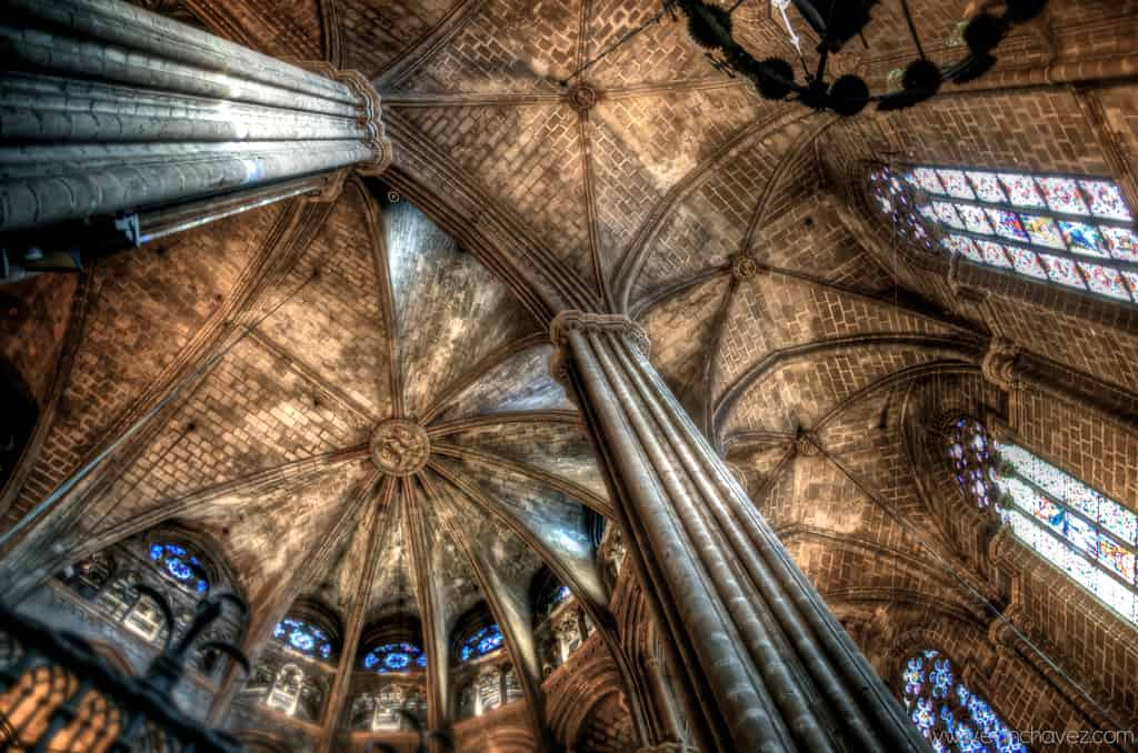 Shot of the Day-Barcelona Cathedral (La Seu)