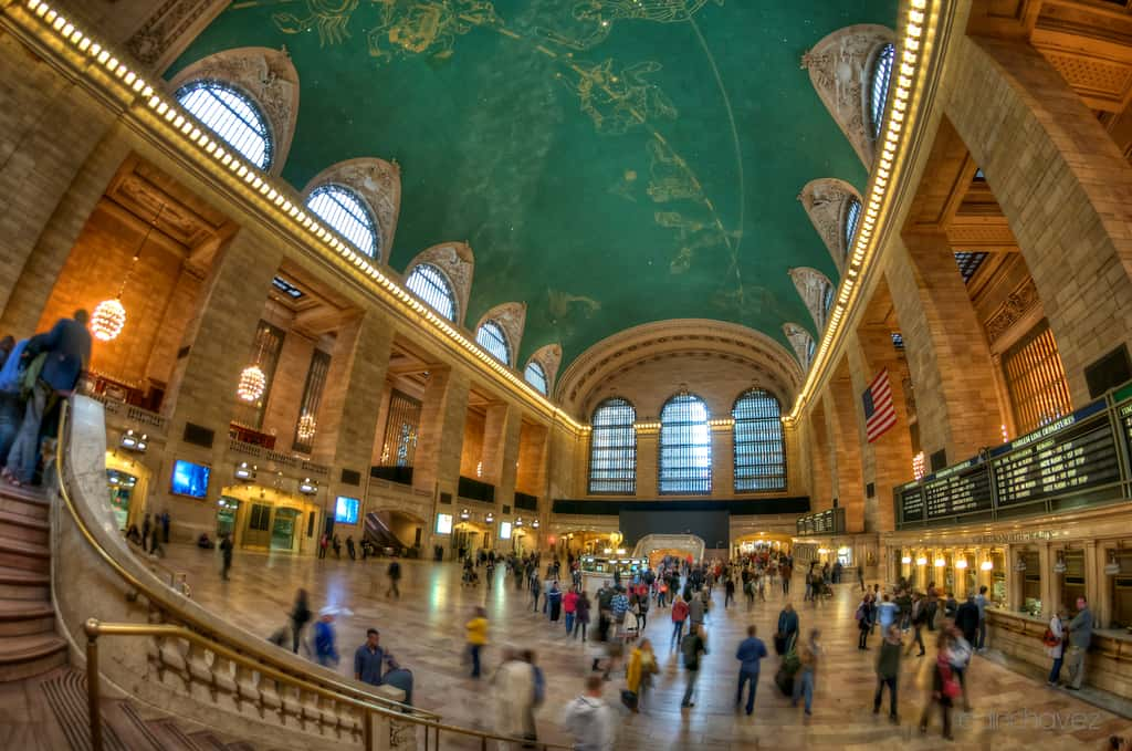 Shot of the Day-Grand Central Station New York