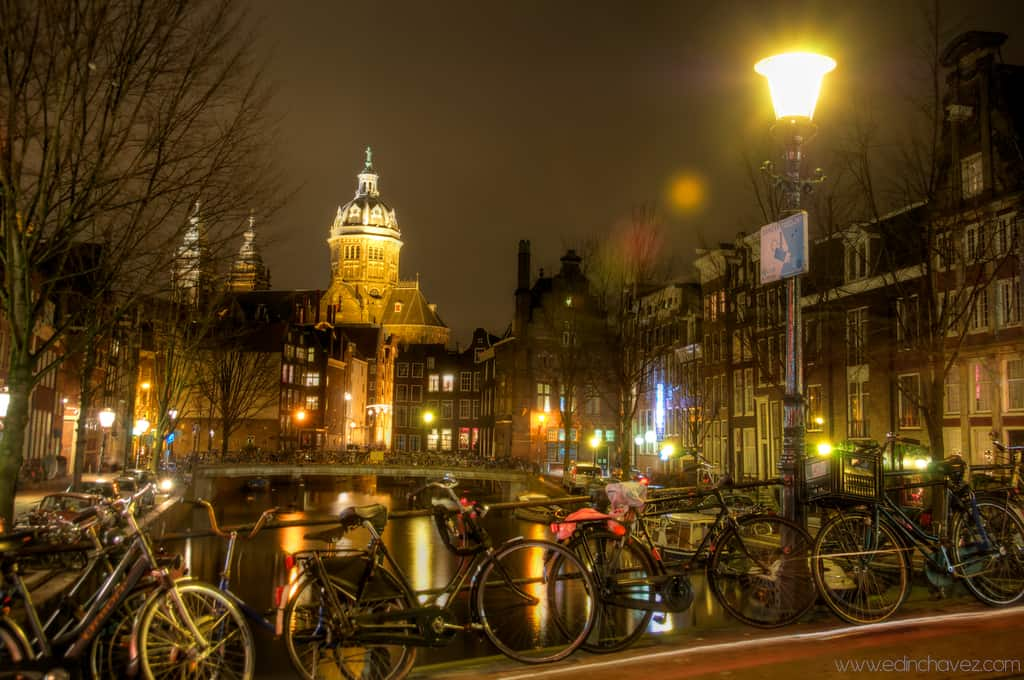 Shot of the Day-Red Light District Amsterdam