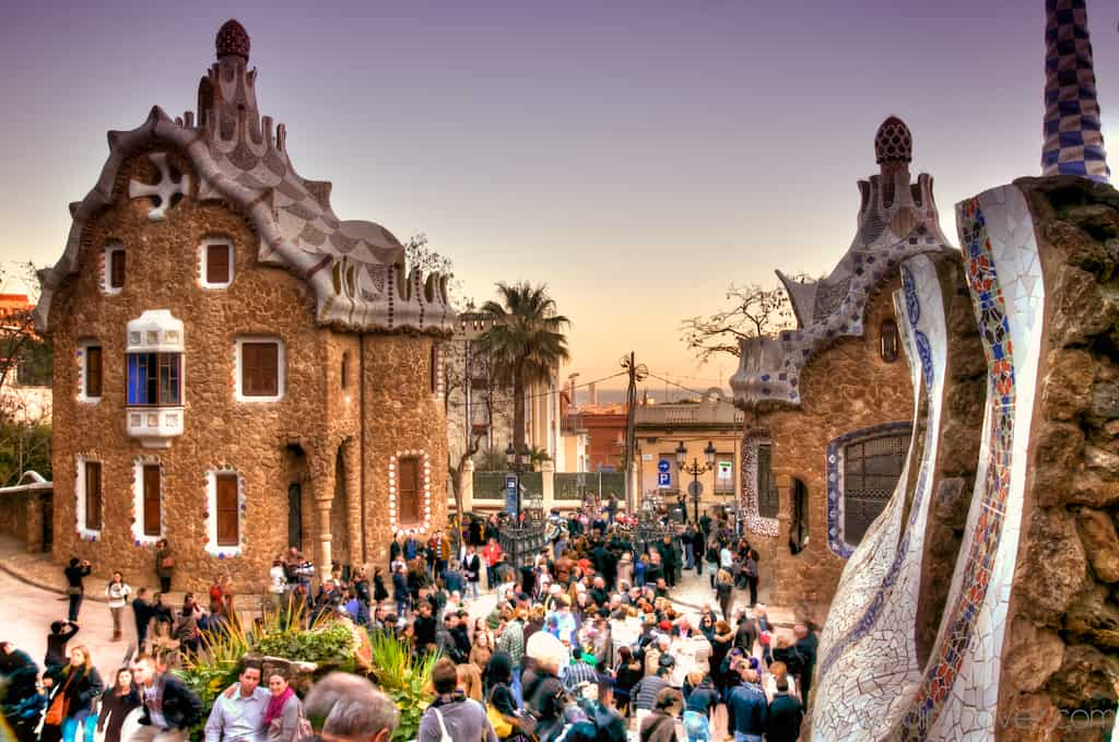Shot of the Day-Park Guell