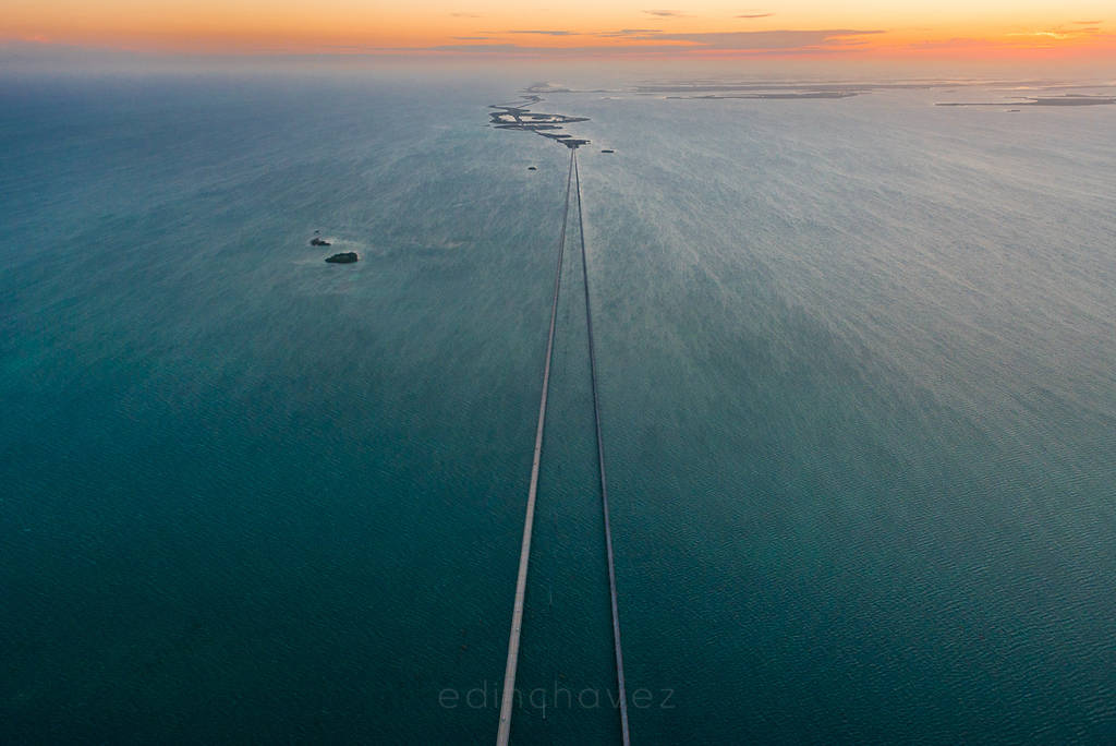 7 Mile Bridge Aerial Photos-1