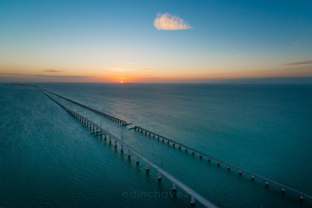 7 Mile Bridge Aerial Photos-7