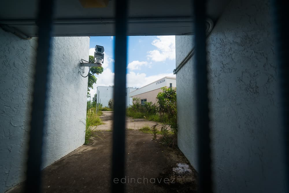 Abandoned Woman's prison Florida