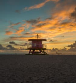 Miami Sunrise Photography Workshop