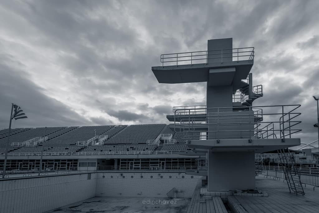 Abandoned Athens 2004 Summer Olympics-12