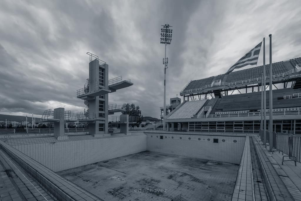 Abandoned Athens 2004 Summer Olympics-16