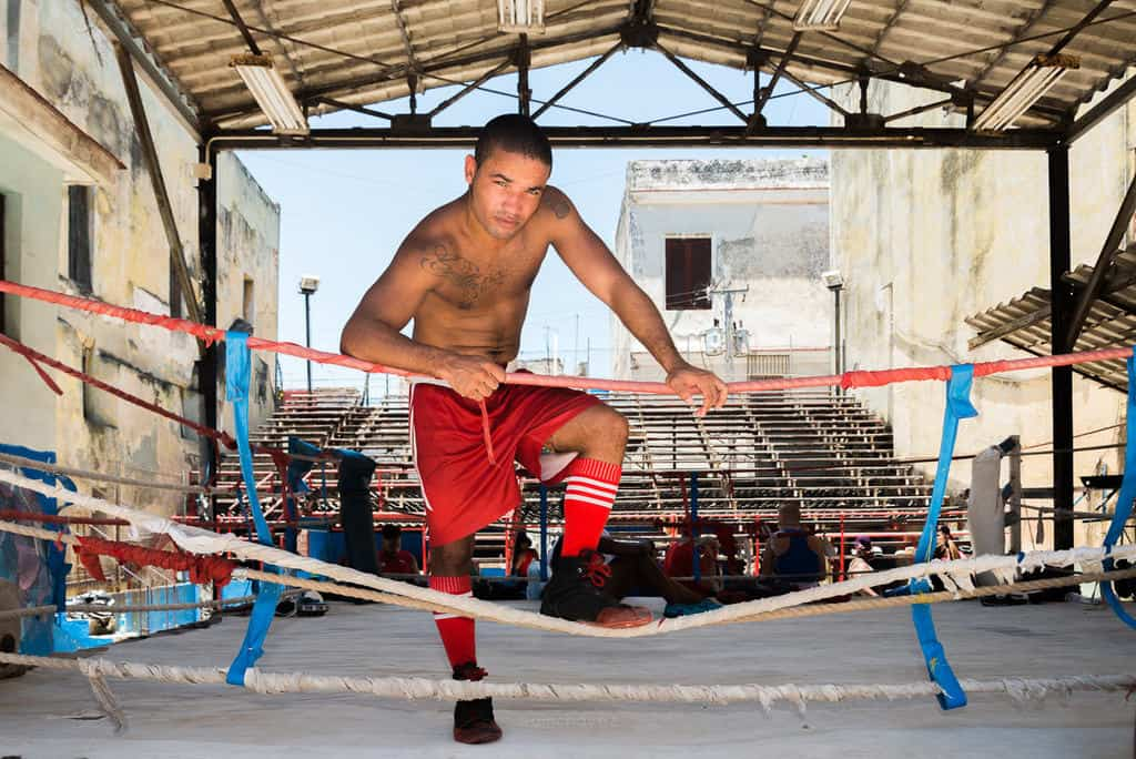 havana boxing gym tours