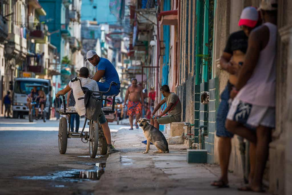 Streets of havana tours, cuba photography workshops