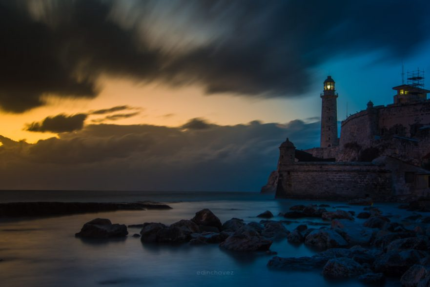el morro lighthouse best photography spots in havana cuba