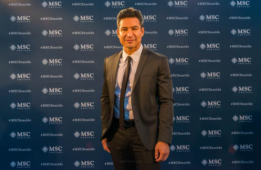 Mario lopez in Miami Event Photography