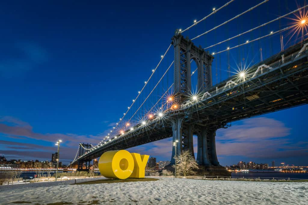 Best Photography Spots In Brooklyn New York Main Street Park