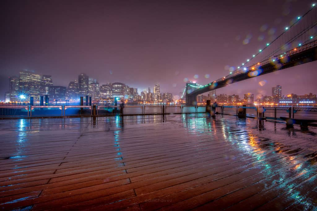 Best Photography Spots In Brooklyn New York Manhattan skyline