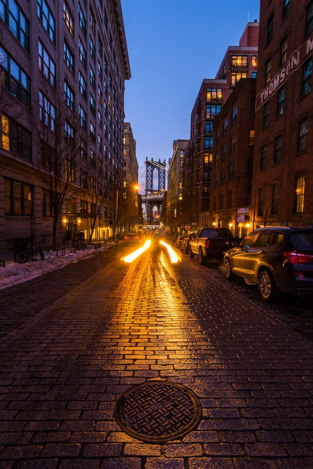Best Photography Spots in New York City And Best Times To Shoot Dumbo