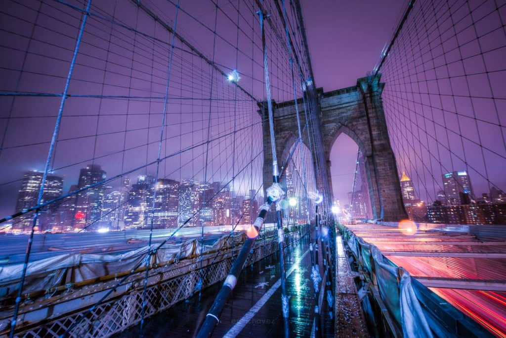 Best Photography Spots in New York City Brooklyn Bridge