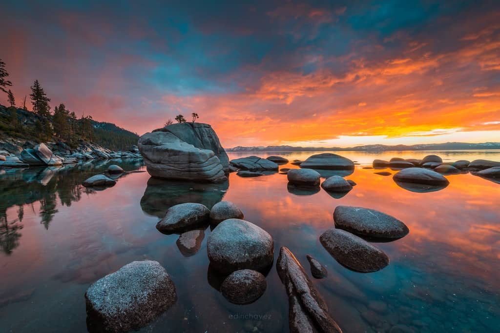 Best places to shoot in lake tahoe bonsai rock