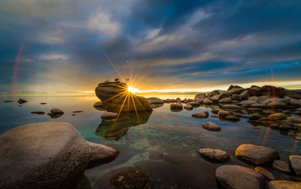 Best locations to photograph in lake tahoe
