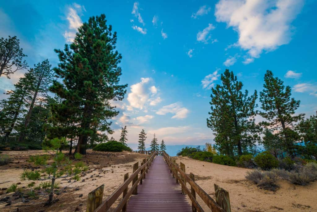 Best places to shoot in Lake tahoe