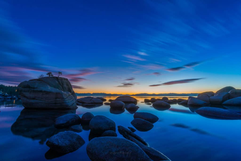 Stock images of Lake tahoe