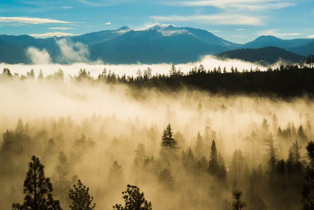 Best Photo Locations Lake Tahoe Eagle point Campground