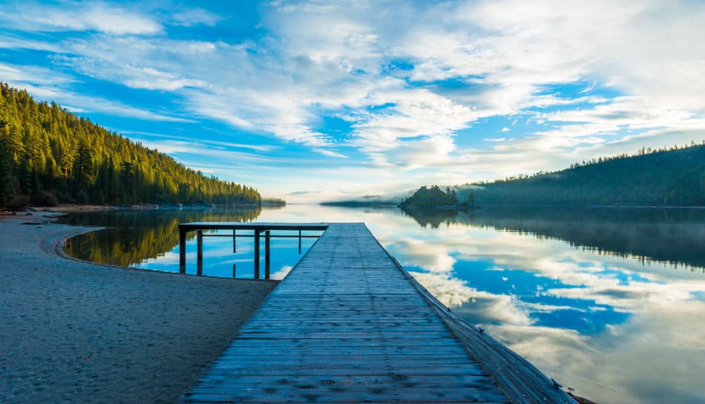 Best places to photograph lake tahoe