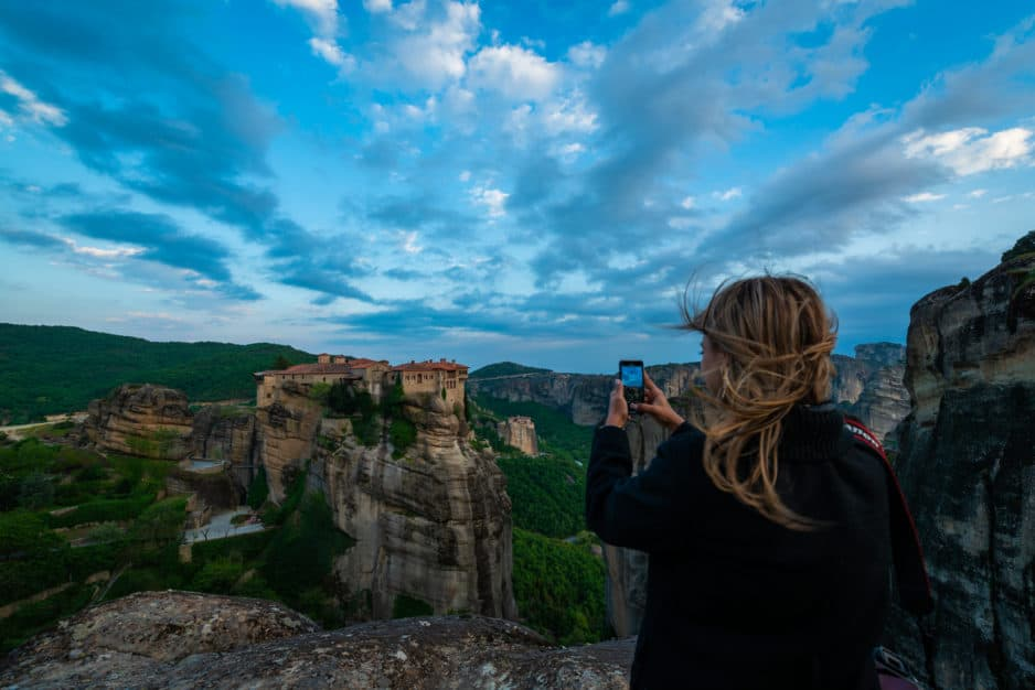 Best Photography Spots Meteora Greece