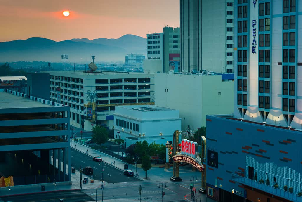 best Reno Nevada photography spots El Dorado
