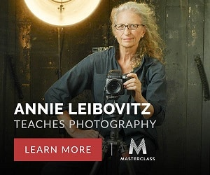 ANNIE LEIBOVITZ Photography Course Masterclass