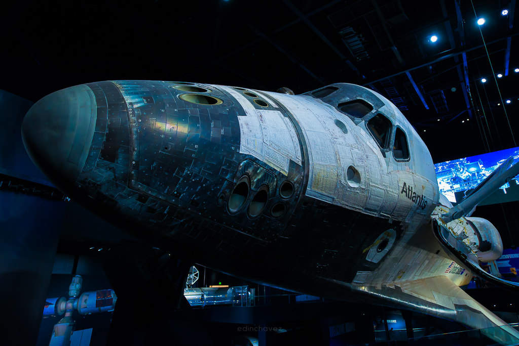 Best Photography Spots In Orlando Florida Nasa Atlantis JFK space center