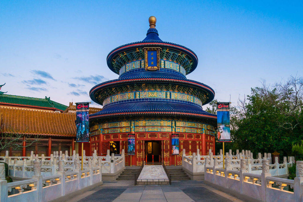 Best Photography Spots In Orlando Florida Epcot China