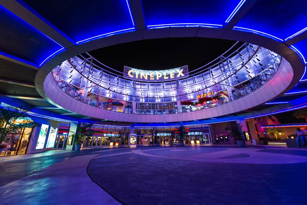 Best Photography Spots In Orlando Universal Cineplex