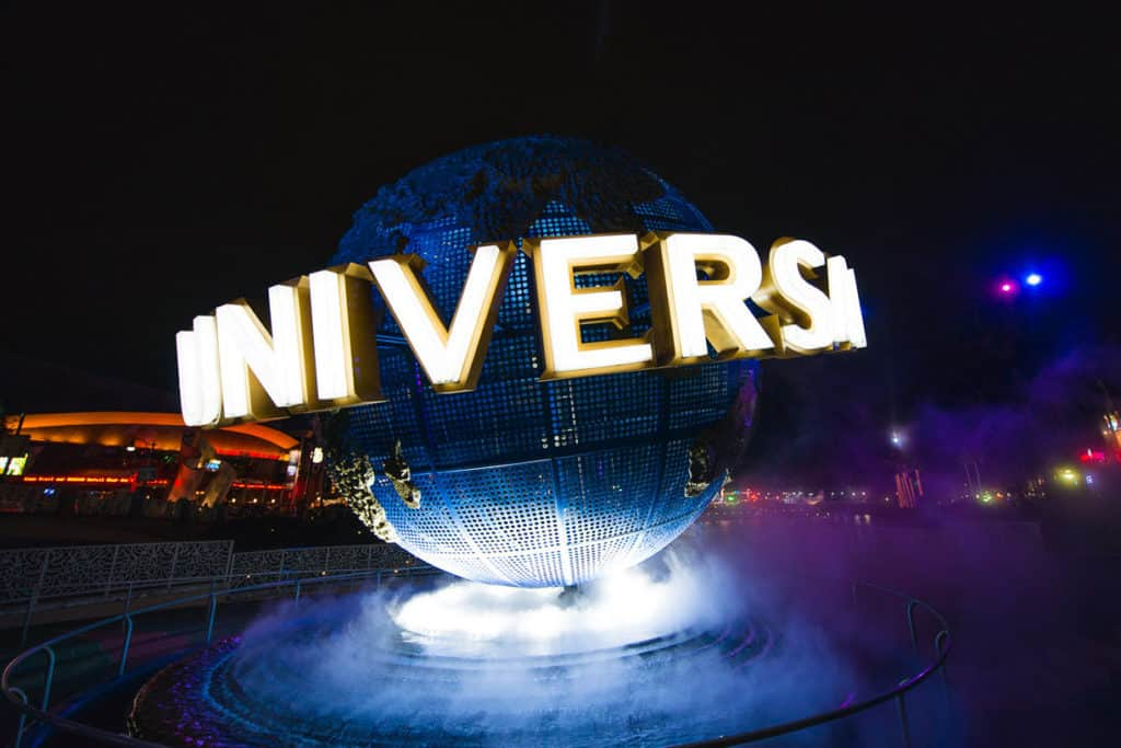 Best Photography Spots In Orlando Universal Sign