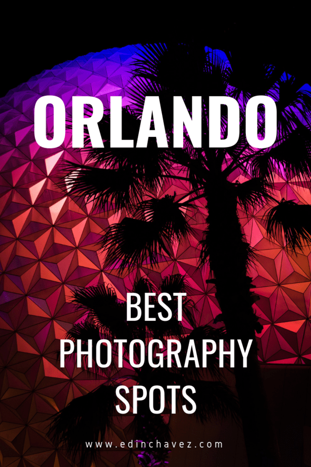 Best Photography Spots in Orlando Florida
