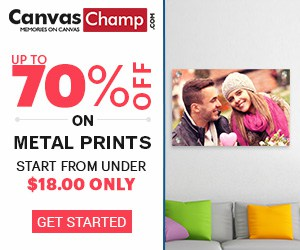 Canvas Champ Discouts