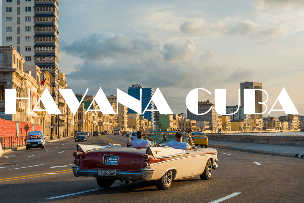 Best places to photograph in Havana Cuba