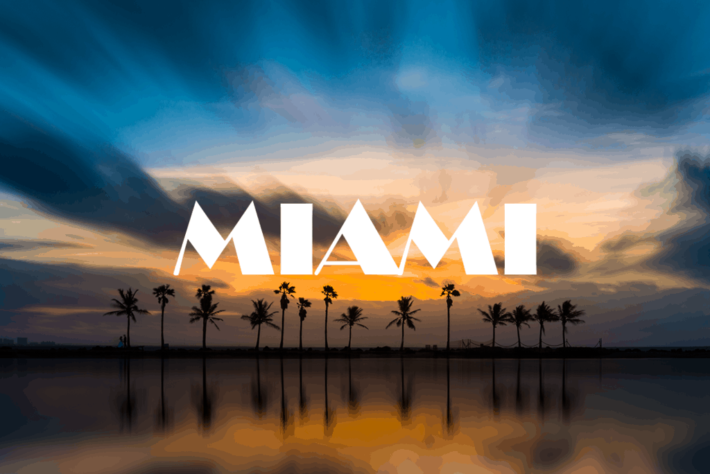 Best places to photograph in Miami Florida