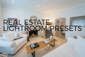 Real Estate Lightroom Presets