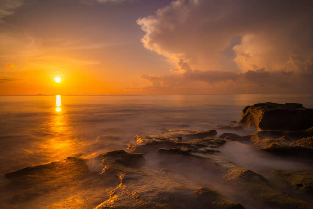 Jupiter Florida Long Exposure Photography