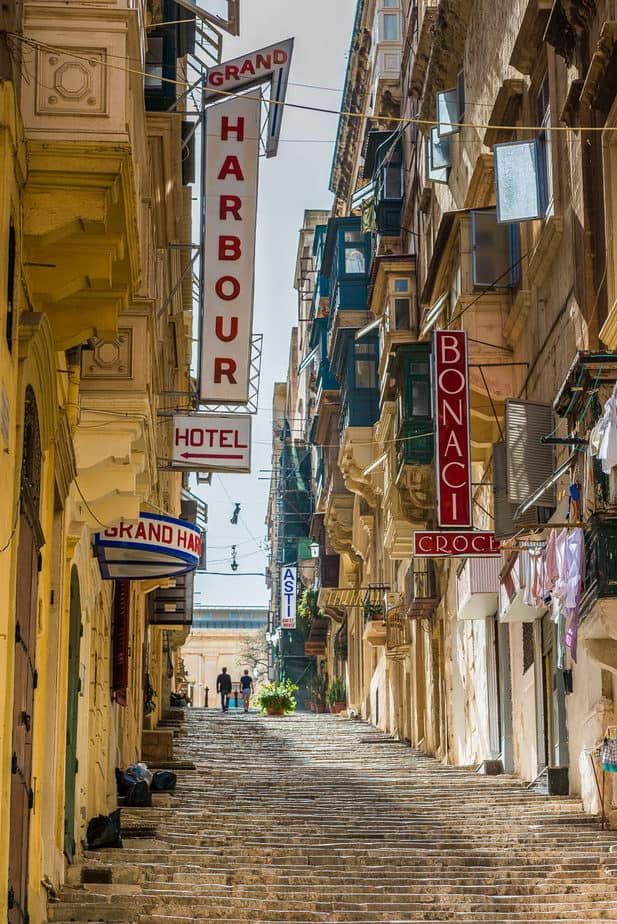 Best Places to photograph Malta Gozo streets of Malta