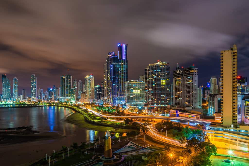 Best Photography Spots in Panama city Views from Paitilla Hotel Inn