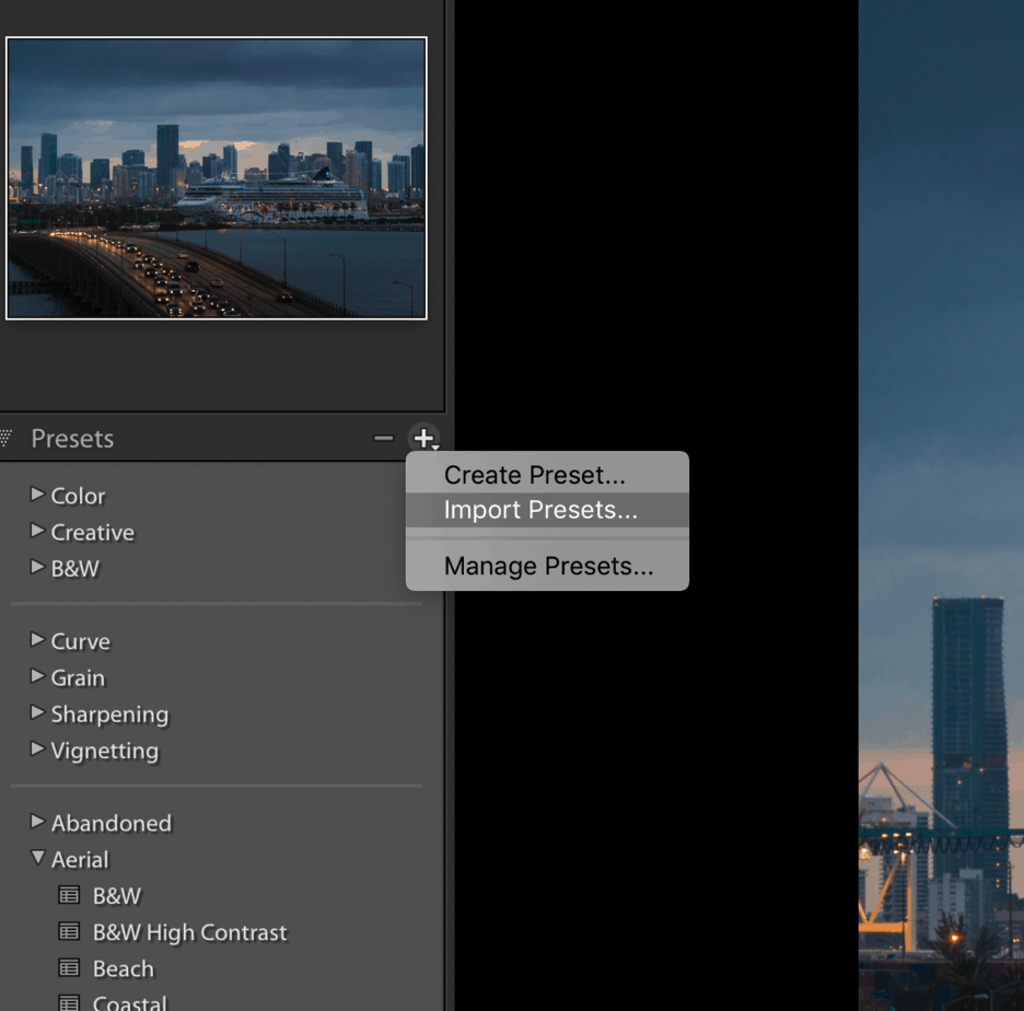 how to install lightroom presets how to install xmp lightroom presets