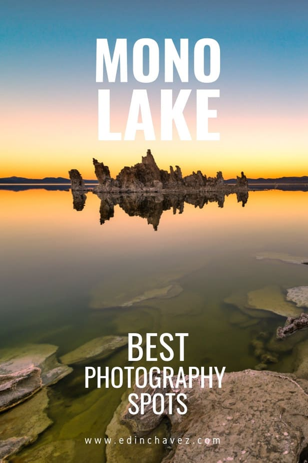 Best places in mono lake to take photos